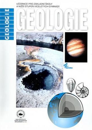 Jakeš P.: Geologie - Učebnice pro ZŠ a nižší stupeň víceletých gymnázií