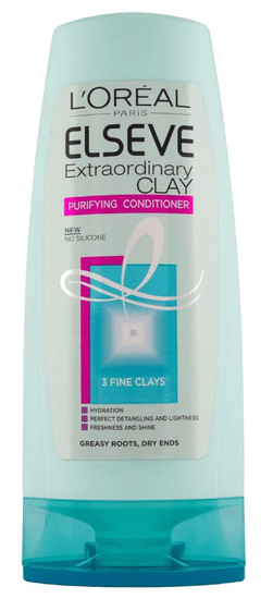 Loreal Paris regenerator za kosu Elseve Extraordinary Clay, 200 ml