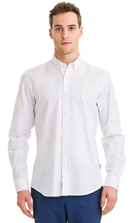 Galvanni pánská košile Kortrijk M biela