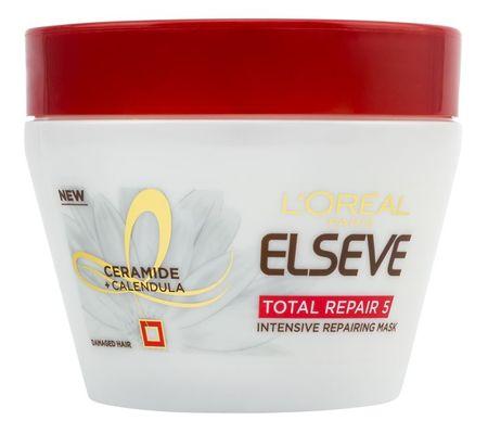 Loreal Paris maska za lase Elseve Total Repair 5, 300 ml