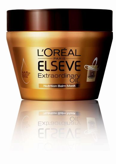 Loreal Paris maska za kosu Elseve Extraordinary Oil, 300 ml