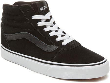 Vans damskie buty Wm Ward Hi Suede, Black, 36.5