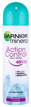 Garnier deodorant Mineral Action Control 48h, 150ml