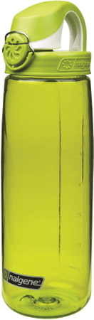 Nalgene steklenica OTF Green with Iguana Green & White Cap,  650 ml, zelena