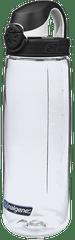 Nalgene steklenica OTF 650 ml, prozorna, črn pokrovček