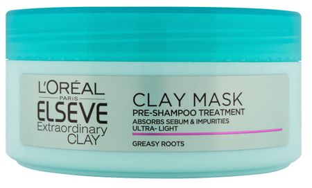 Loreal Paris maska za kosu Elseve Extraordinary Clay, 150 ml