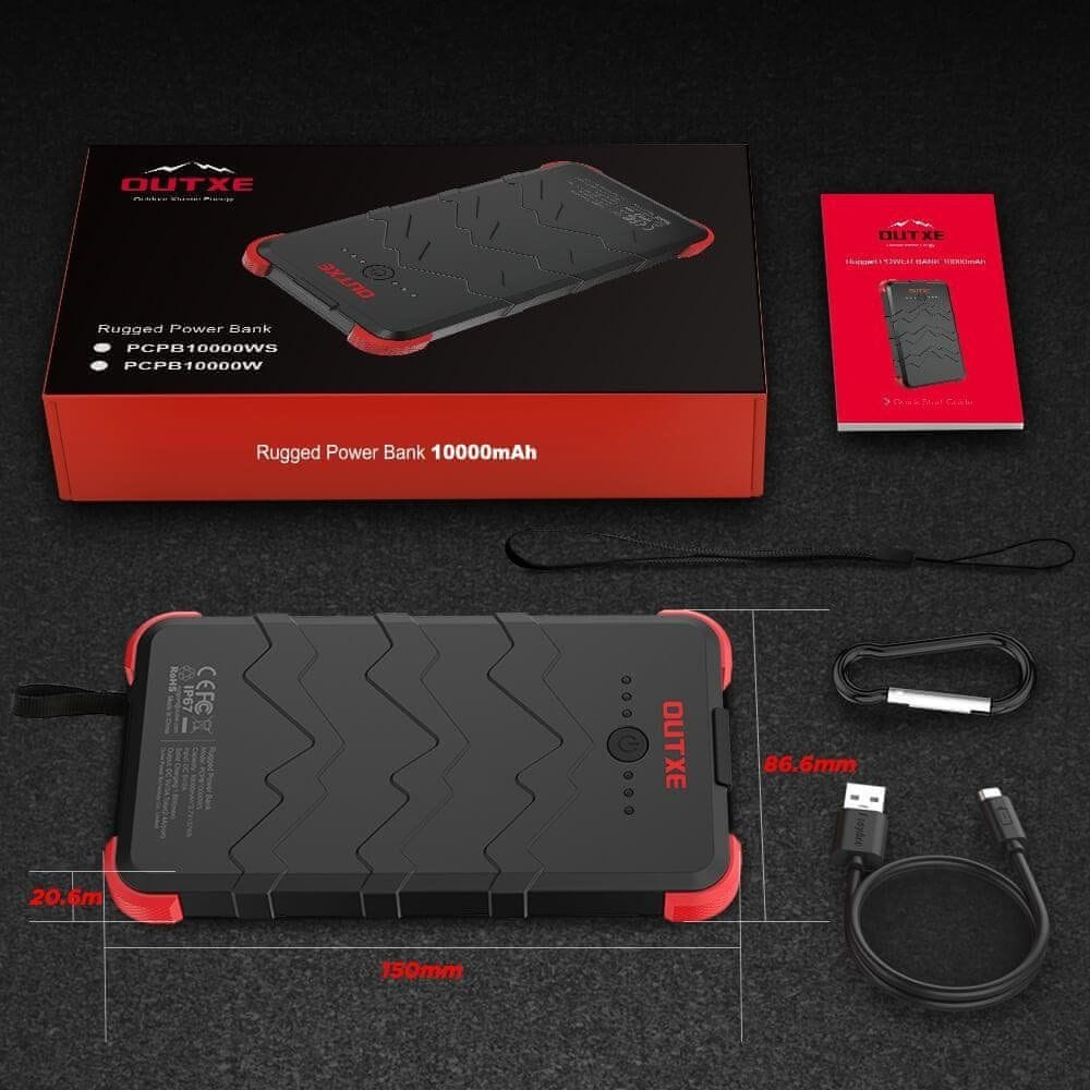 xiaomi powerbank 2 - 10000mah