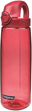 Nalgene steklenica OTF Petal with Beet Red Cap,  650 ml, rdeča