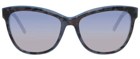 Guess damskie okulary przeciwsłoneczne, niebieskie