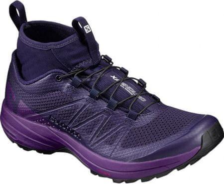 Salomon ženski športni čevlji Xa Enduro W Blue/Black, modro/črni, 38