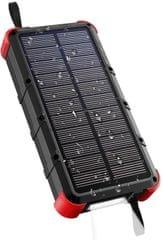 Outxe Savage IP67 Voděodolný Solární PowerBank QuickCharge 20000mAh (EU Blister) 2439331