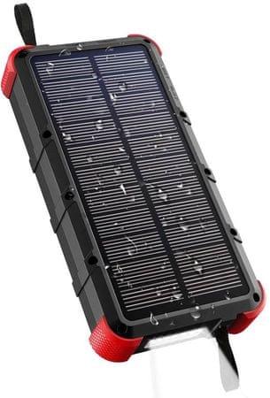 Outxe Savage IP67 Vodeodolná Solárna PowerBank QuickCharge 20000mAh (EU Blister) 2439331