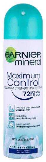 Garnier dezodorans Mineral Invisi Intensive 72h, 150 ml