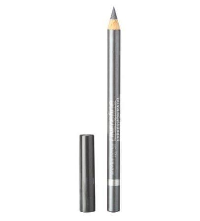 Maybelline črtalo za oči Crayon Expression Kajal, 40 Silver-Grey, srebrno sivo