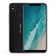 Ulefone X 4/64GB, Dual SIM, fekete