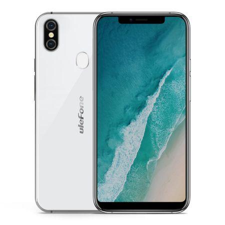 Ulefone X 4/64GB, Dual SIM, bílý