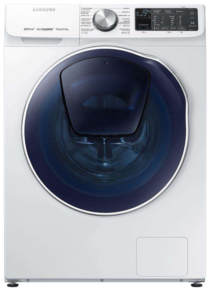 Samsung AddWash QuickDrive WD90N642OOM/ZE + 10 let záruka na motor
