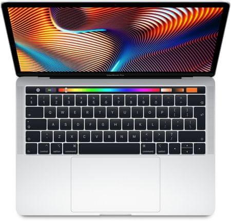 Apple MacBook Pro 13 Touch Bar (MR9V2CZ/A) Silver (2018)