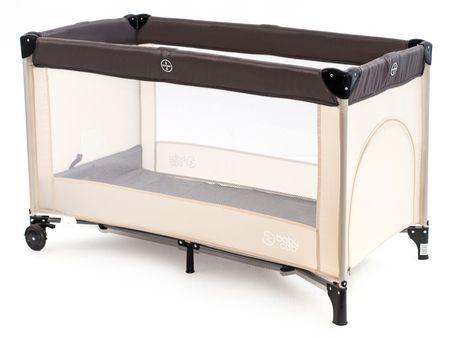 COSING prenosna postelja BabyC, bež