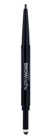 Maybelline črtalo za obrvi Brow Satin Duo Dark Brown