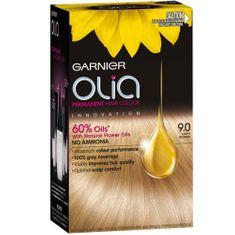 Garnier Permanentní olejová barva na vlasy bez amoniaku Olia