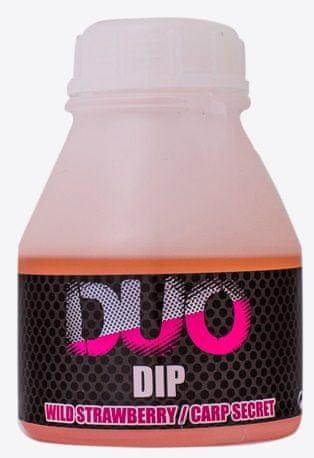 Lk Baits Dip Duo X-Tra Wild Strawberry Carp Secret 200 ml