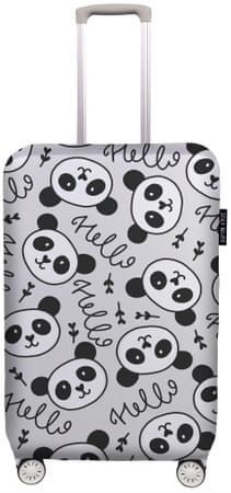 Butter Kings prevleka za kovček  Hello Panda