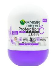 Garnier antiperspirant Mineral Protection 6 Floral Fresh Roll-on, 50 ml