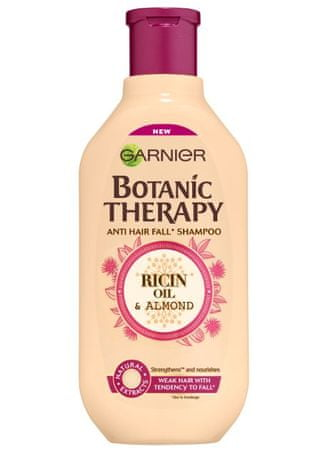 Garnier šampon za šibke lase Botanic Therapy, 400 ml