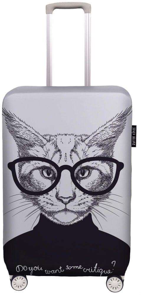 Butter Kings Obal na kufr Critique Cat