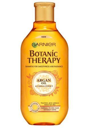 Garnier šampon za nego las brez leska Botanic Therapy, 400 ml