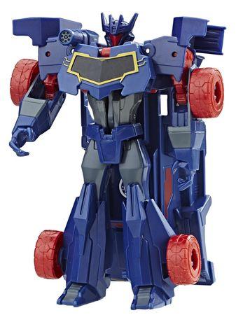 Transformers RID transformace v1 kroku – Soundwave