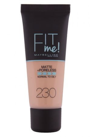 Maybelline tekoči puder Fit Me Matte, 230 Natural Buff