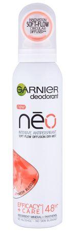 Garnier antiperspirant v razpršilu Mineral NEO Fresh Blossom, 150 ml