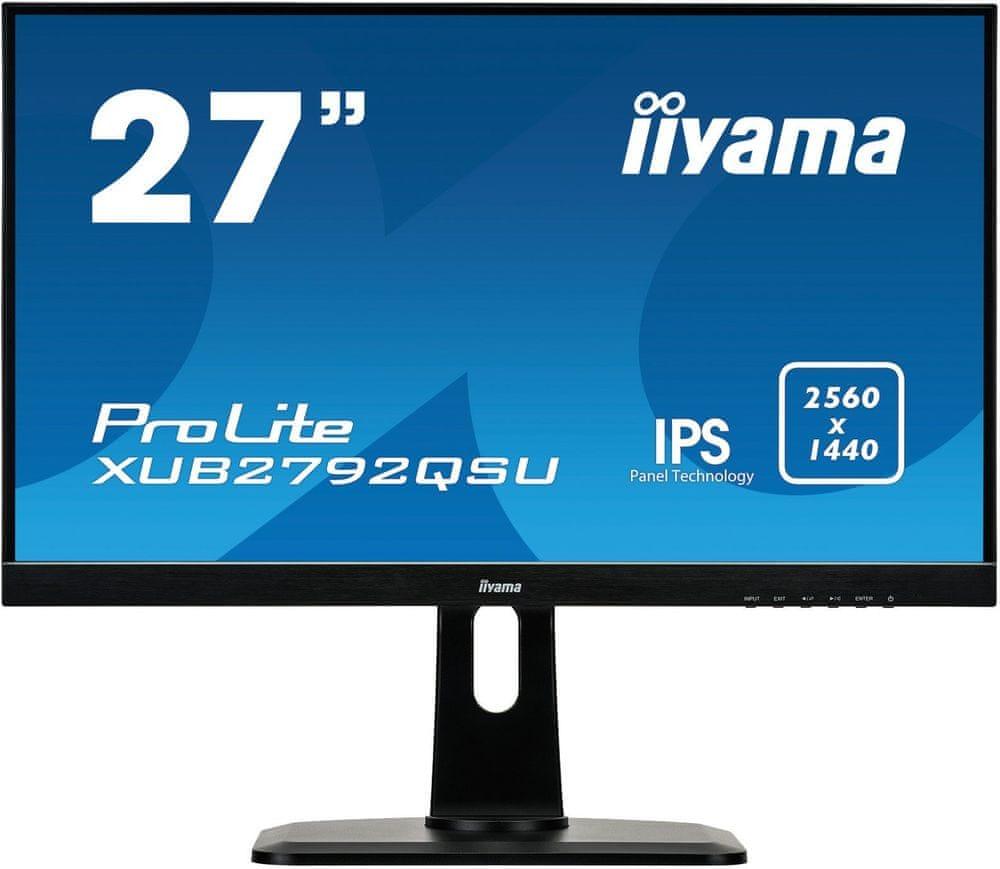 iiyama ProLite XUB2792QSU-B1 (XUB2792QSU-B1)