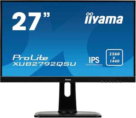 iiyama monitor LCD XUB2792QSU 27