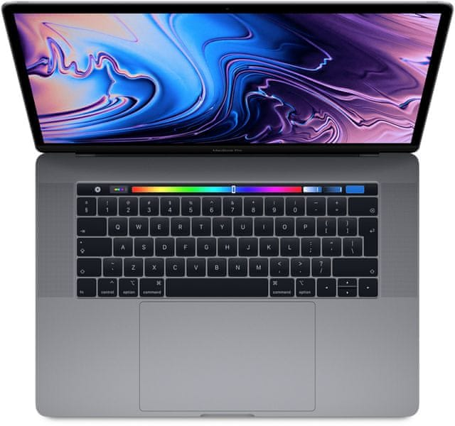 Apple MacBook Pro 15 Touch Bar (MR942CZ/A) Space Grey (2018)