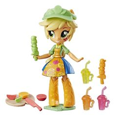 My Little Pony Equestria Girls bábika Apple Jack