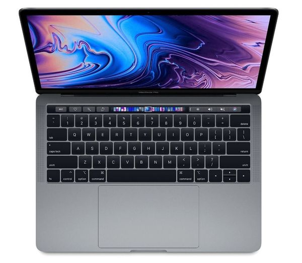 Apple Macbook Pro 13 Touch Bar Mr9R2Cz/A Space Grey 2018