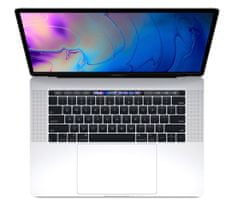 Apple MacBook Pro 15 Touch Bar (MR972CZ/A) Silver (2018)