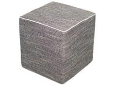 Univerzální taburet, šedý