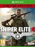 Sniper Elite 4 - Limited Edition (XONE)