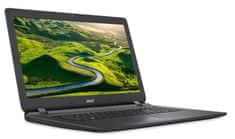Acer prenosnik Aspire ES1-732-P77T PenN4200/4GB/SSD256GB/17,3HD+/LX