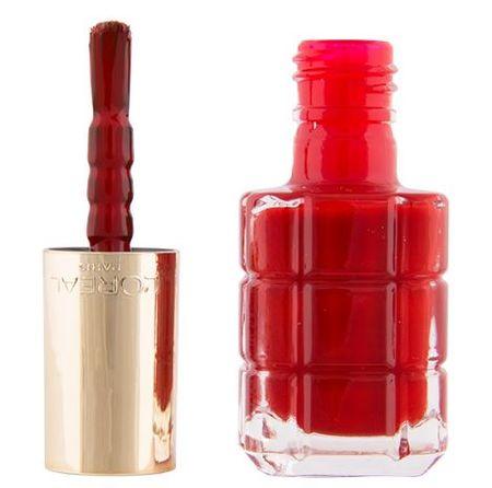Loreal Paris Color Riche Vernis A L'Huile lak za nohte, 550 Rouge Sauvage