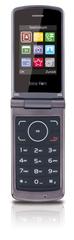 Beafon GSM telefon C240 dualSIM, črn