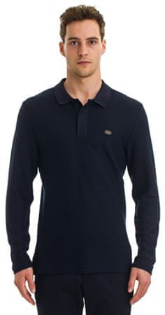 Galvanni moška polo majica Toil, XL, temno modra
