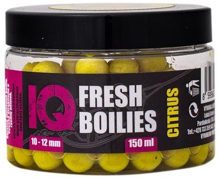 Lk Baits Boilie IQ Method Feeder Fresh 150 ml 10/12 mm slaný halibut