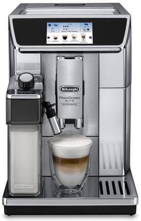 De'Longhi ekspres automatyczny ECAM 650.85 MS