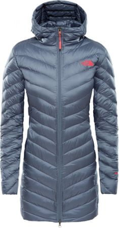 The North Face Women'S Trevail Parka Grisaille Grey M