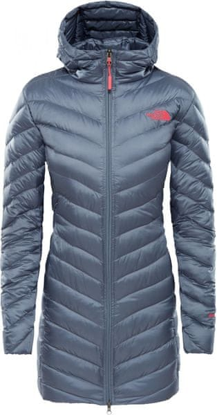 The North Face Women'S Trevail Parka Grisaille Grey S